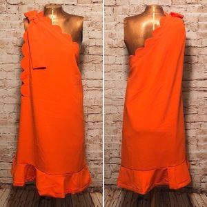 Victoria Beckham for Target Asymmetrical Dress